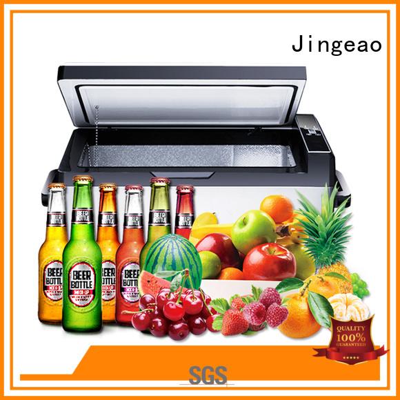 portable drinks fridge application for car
