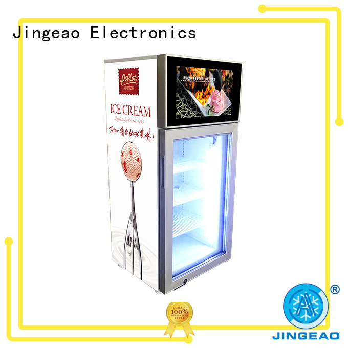 outstanding commercial freezer viedo security for resturant