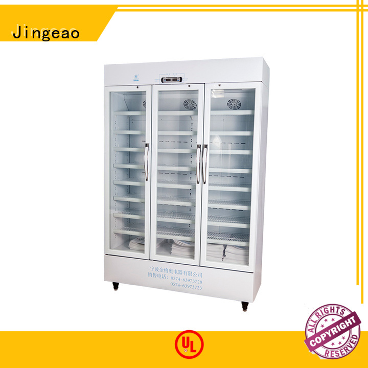 Jingeao medical pharmacy refrigerator China for drugstore