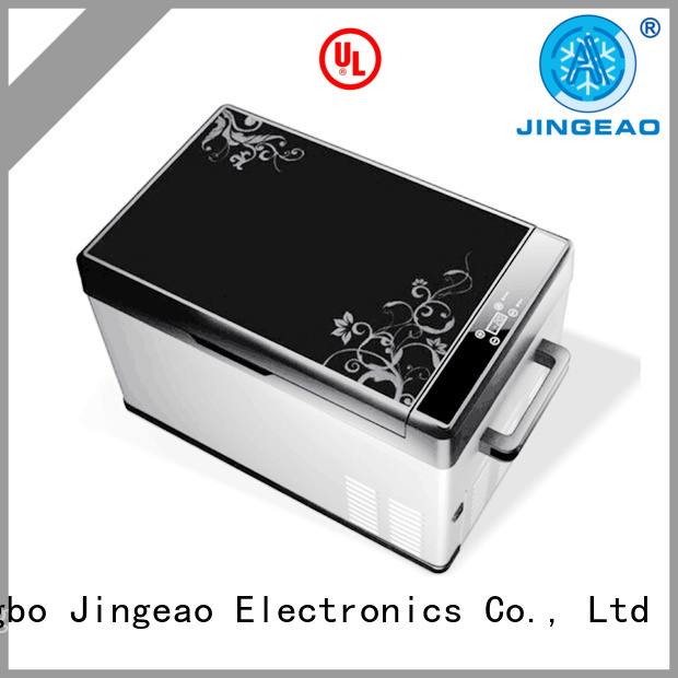 travel refrigerator package for vans Jingeao