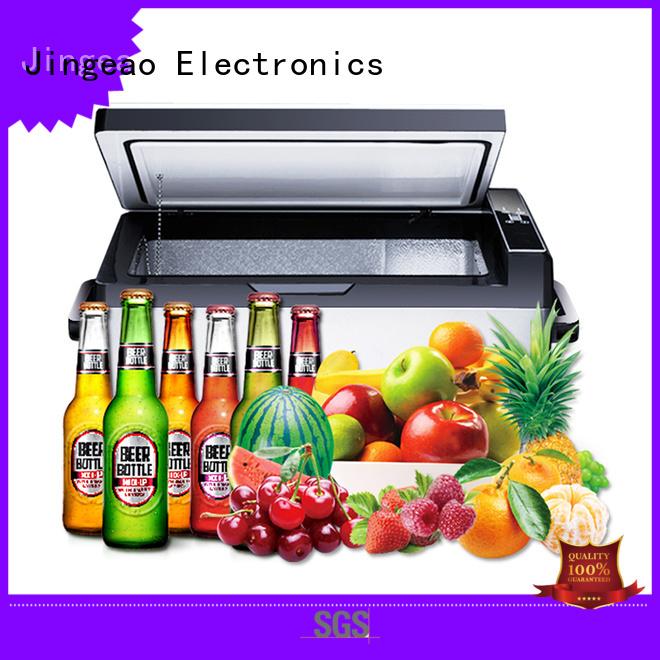 Jingeao car refrigerator package for vans