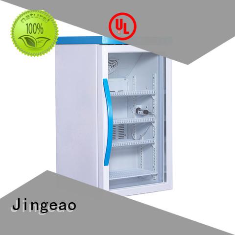 Jingeao liters lockable medical fridge circuit for drugstore