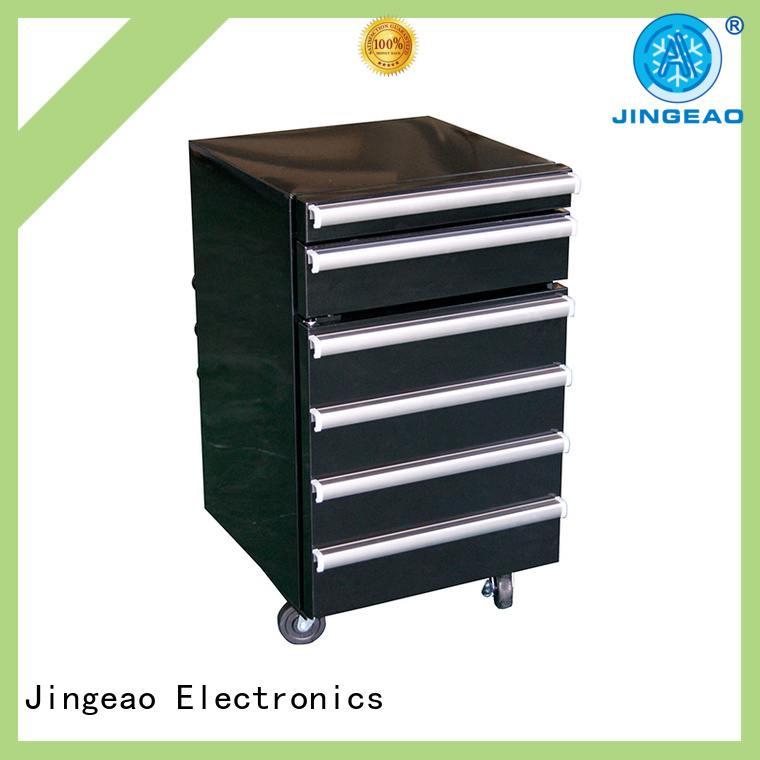 Jingeao drawers toolbox freezer efficiently for supermarket