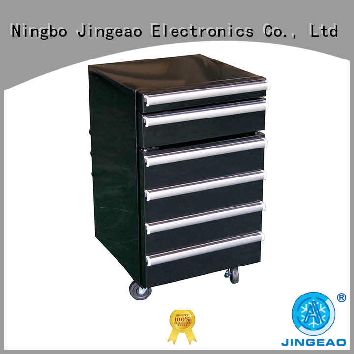 low-cost toolbox bar fridge for store Jingeao