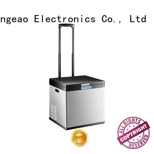 Jingeao fridge car refrigerator improvement for vans