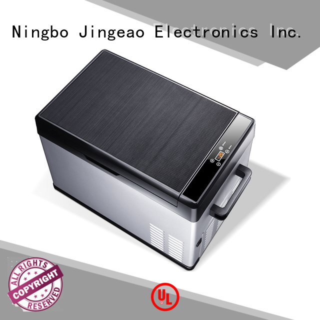 Jingeao portable best fridge freezer for-sale for car