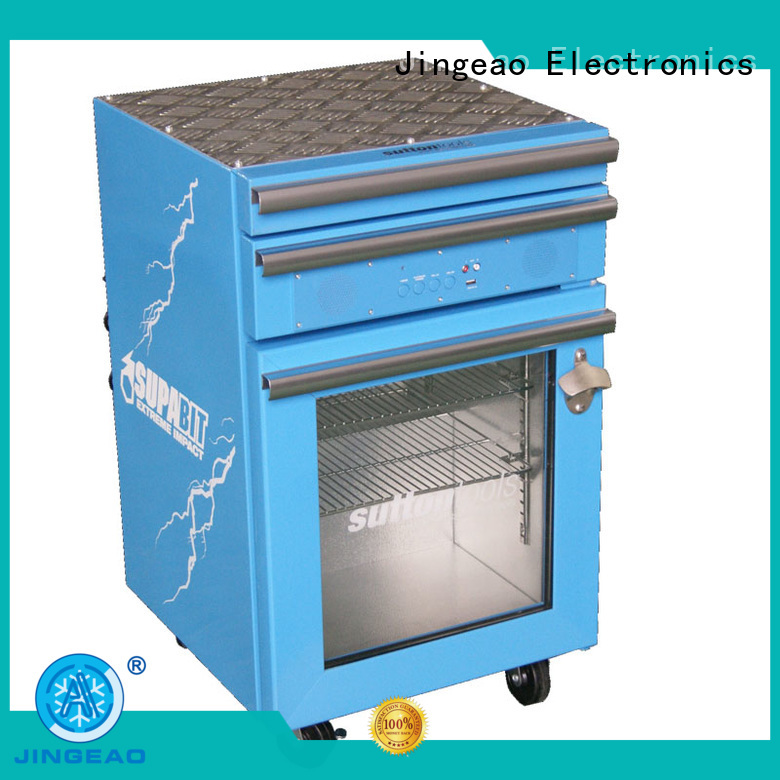 high quality mini beverage fridge blue marketing for market