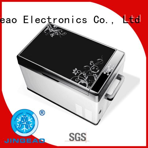 outdoor compact refrigerator for vans Jingeao