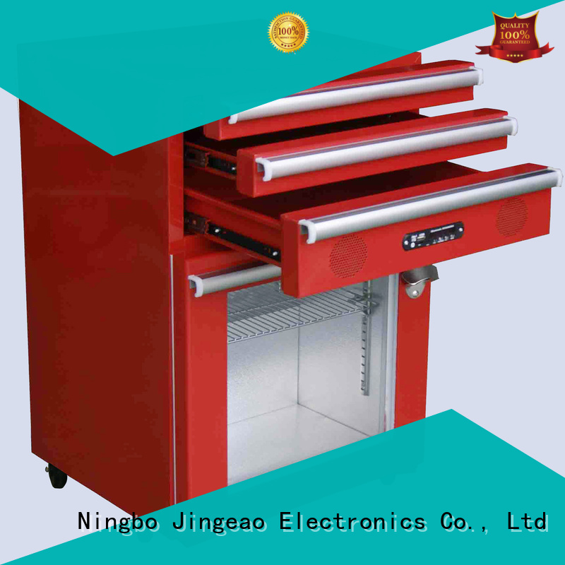 Jingeao blue toolbox freezer buy now for bar
