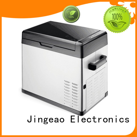 Jingeao automatic travel refrigerator package for car