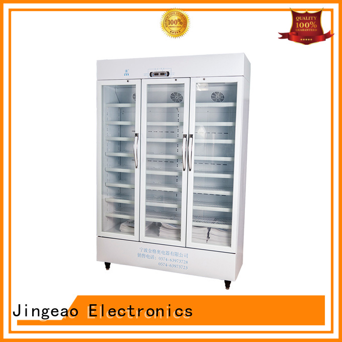 Jingeao liters pharmaceutical refrigerator temperature for pharmacy