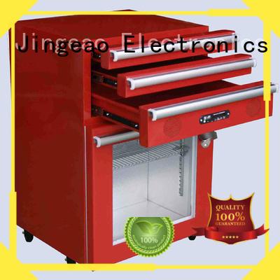 Jingeao door toolbox fridge buy now