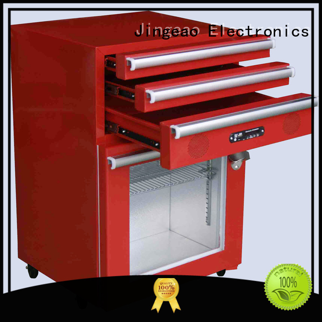 Jingeao fridge toolbox refrigerator manufacturer for store