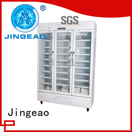 Jingeao medical pharmacy freezer experts for pharmacy