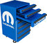 efficient tool box refrigerator blue for store