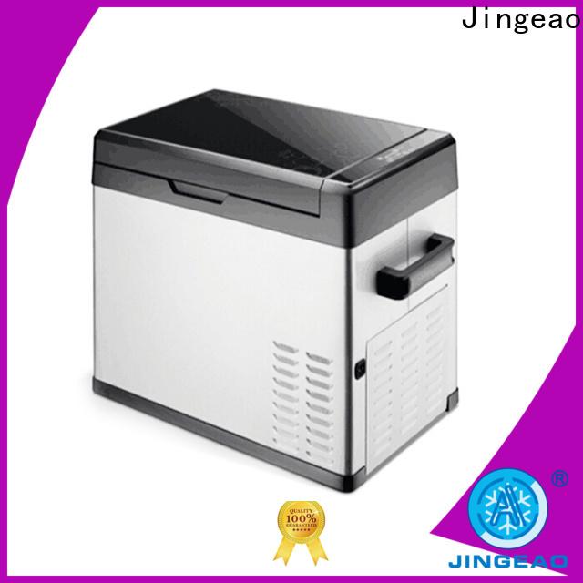 Jingeao fridge mobile fridge prices sensing for car