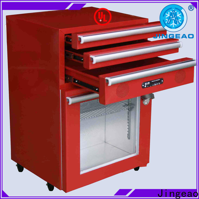 Jingeao drawers toolbox refrigerator export for company