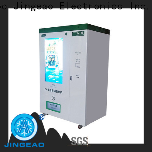 Jingeao new arrival pharma vending machine speed for drugstore