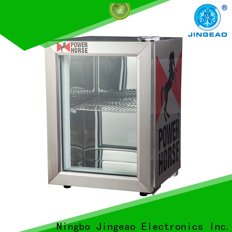energy saving small display cooler cooler marketing for bakery