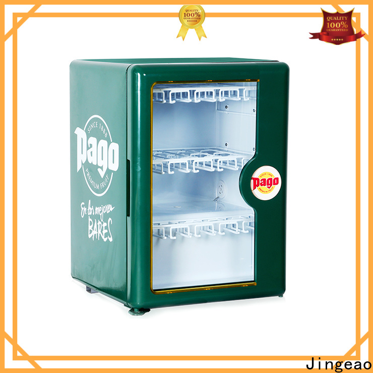 Jingeao beverage display refrigerator marketing for market