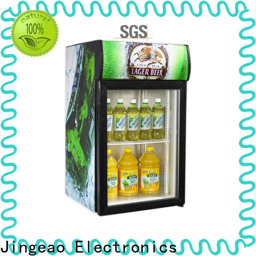 high-reputation commercial beverage cooler cooler for school