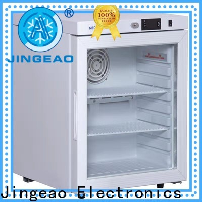 Customized medical refrigerator liters company for drugstore