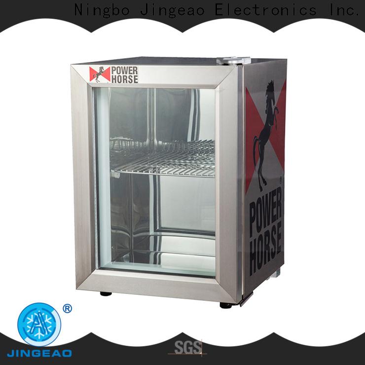 Jingeao New small display freezer cost for school