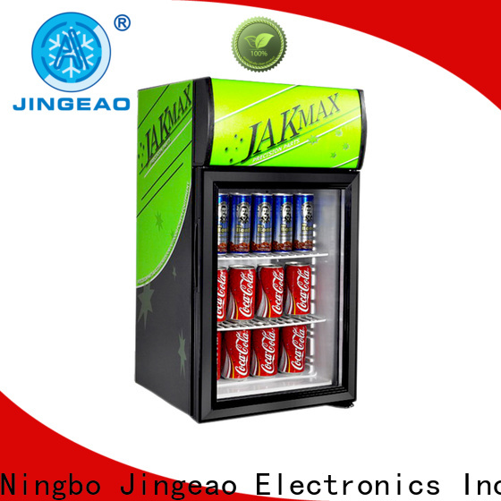 Jingeao Latest sandwich display fridge for sale company for store