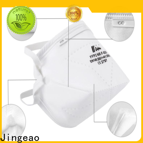 Jingeao Top surgery mask supply for virus prevention
