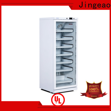 Jingeao Customized medical refrigerator factory price for pharmacy
