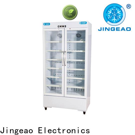 Jingeao lockable medical fridge for drugstore