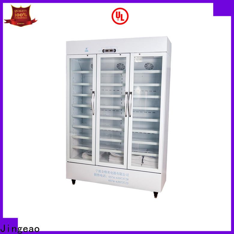 Jingeao Customized medical fridge price factory for hospital