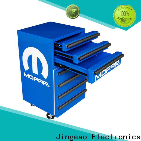 Jingeao door toolbox mini fridge supply for store