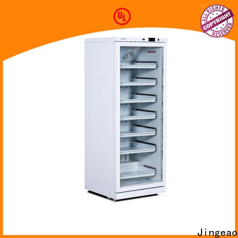 Jingeao fridge medical fridge price company for hospital