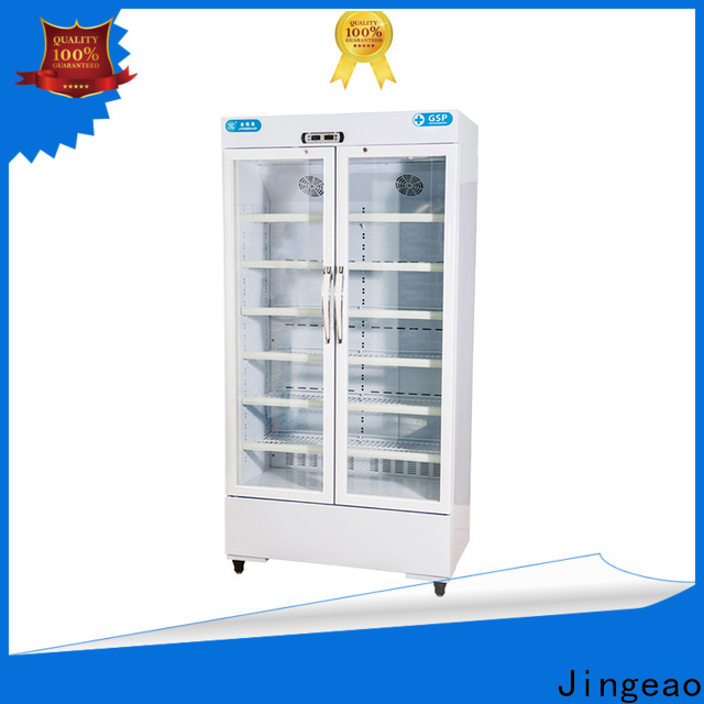 Jingeao medical portable medical fridge suppliers for pharmacy