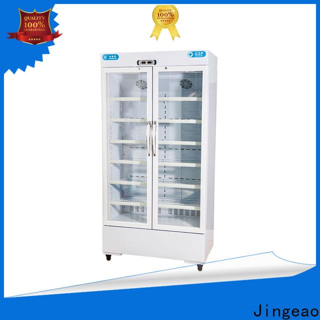Jingeao medical portable medical fridge suppliers for pharmacy