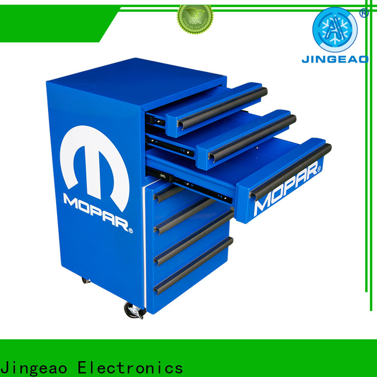 Jingeao toolbox fridge price company for hotel