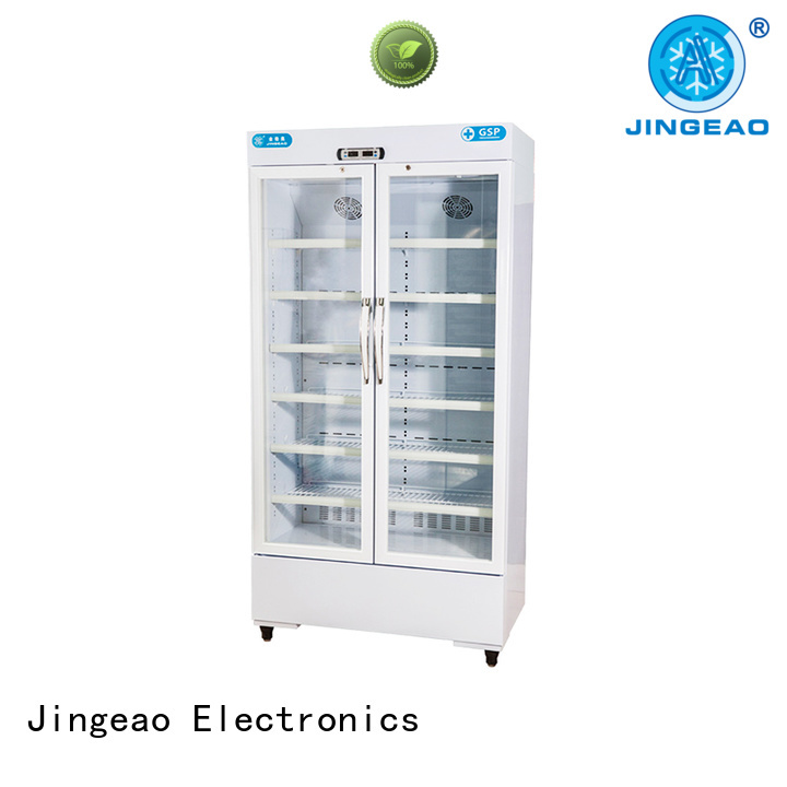 Jingeao liters Mdeical Fridge China for pharmacy