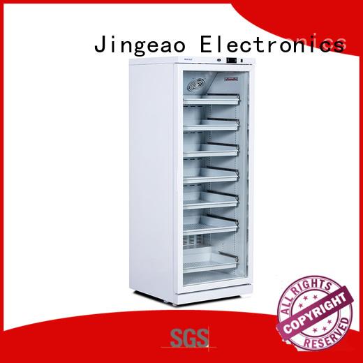 Jingeao multiple choice pharmacy fridge testing for pharmacy