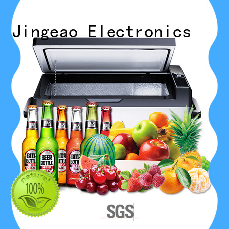 Jingeao travel refrigerator improvement for car
