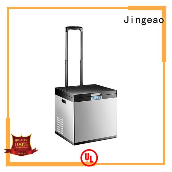Jingeao fridge mini camping fridge marketing for vans