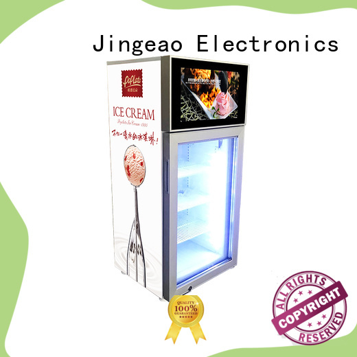 Jingeao fridge containerization for resturant