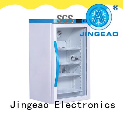 Jingeao pharmaceutical fridge manufacturers for pharmacy