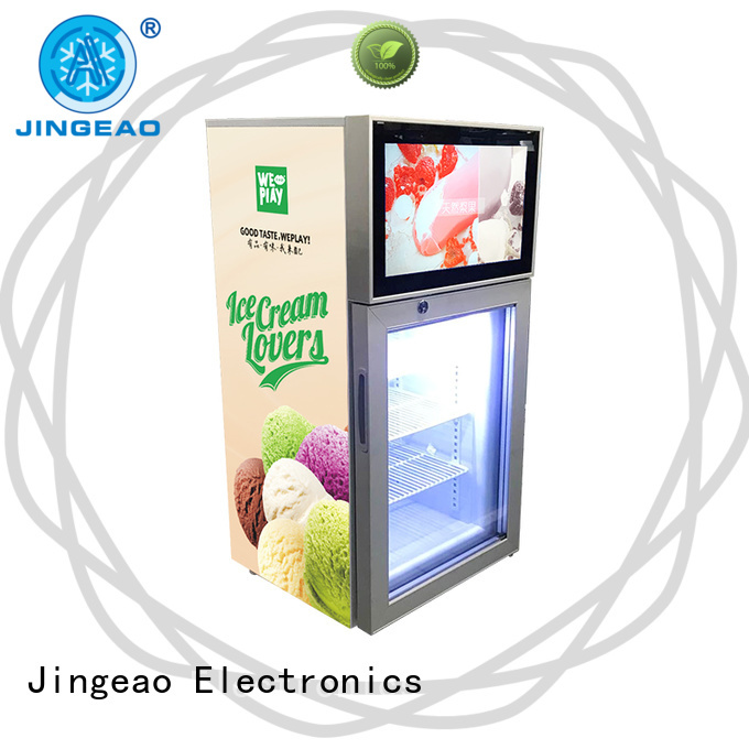 Jingeao reliable custom commercial refrigeration for resturant