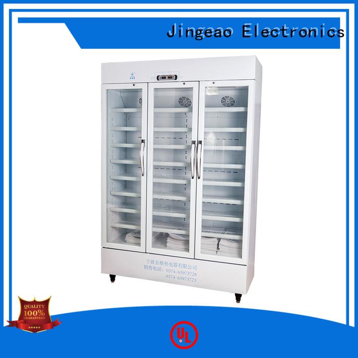 Jingeao fridge medication fridge with lock supplier for pharmacy