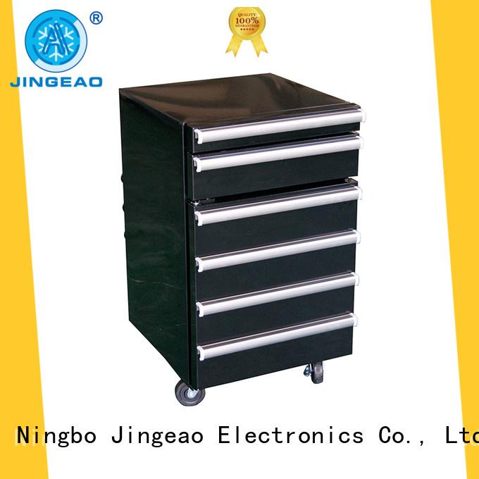 Jingeao fridge toolbox freezer for wine