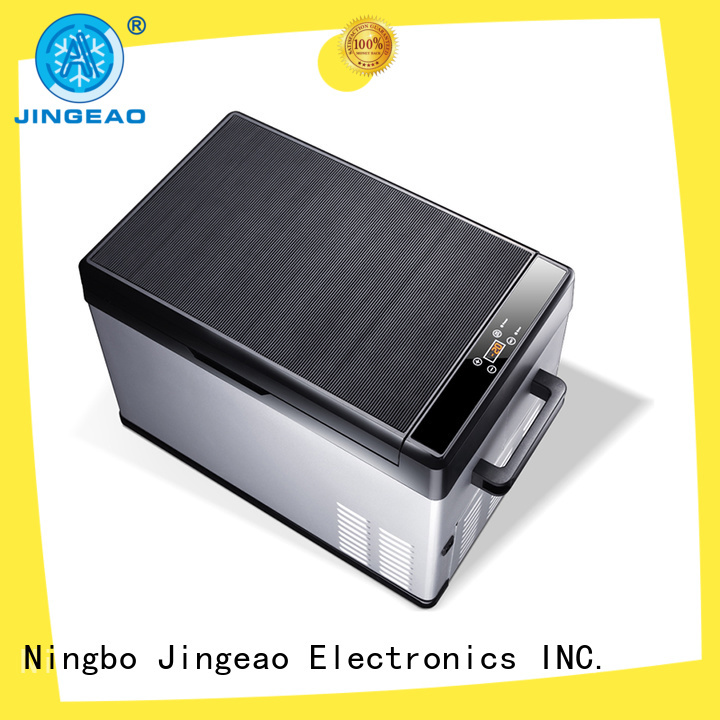 Jingeao automatic small refrigerator for car protection for car