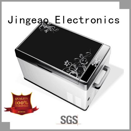 Jingeao compressor portable refrigerator type for vans