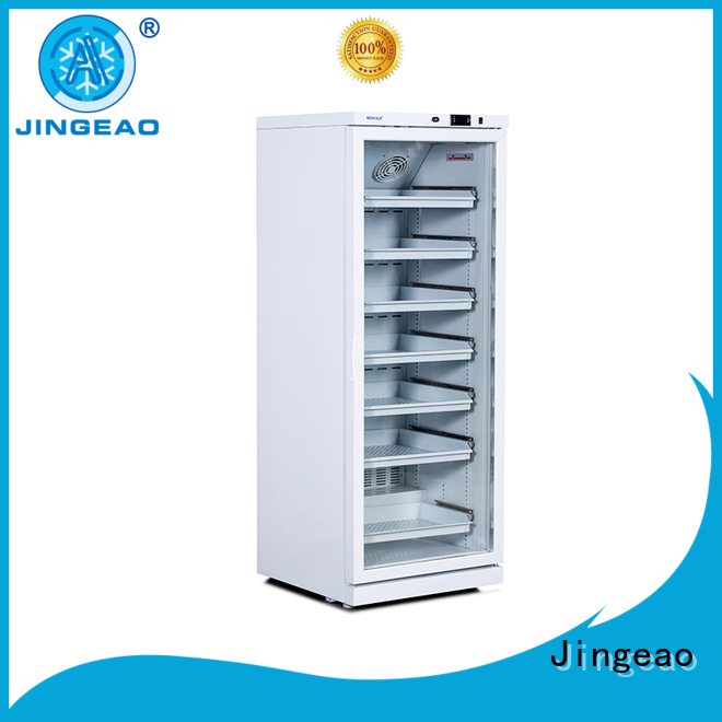 Jingeao fridge medical fridge with lock equipment for pharmacy