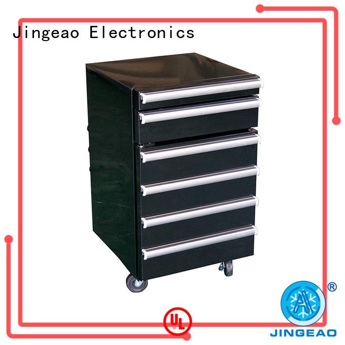 Jingeao high quality tool box refrigerator for school